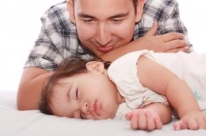 Bebé durmiendo 2