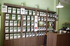 Tienda de té