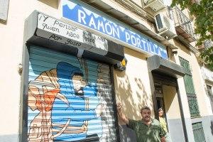 Tienda Ramón Portilla.