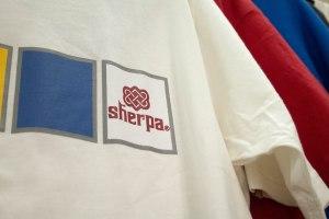 Camisetas Sherpa.