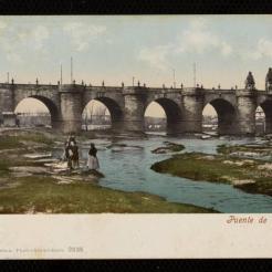 Puente de Toledo 1900