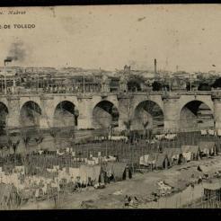 Puente de Toledo 1910