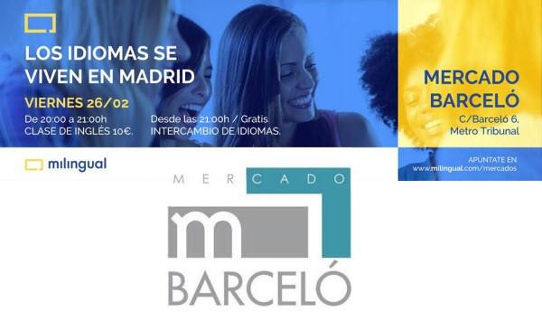 Los idiomas se viven en Madrid