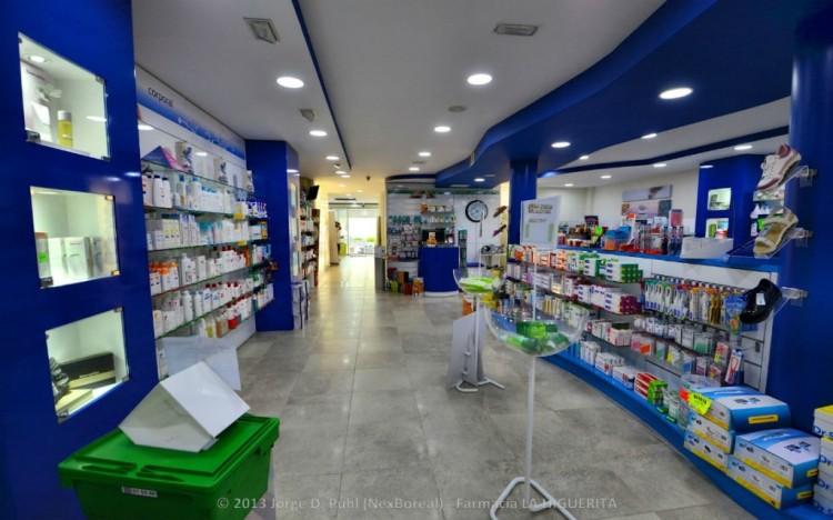 Farmacia a la venta por Afinpa. Junio de 2016.