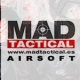 Madtactical, réplicas de airsoft en Madrid
